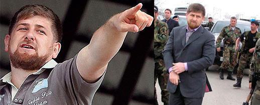 Бастуют чекисты. Приказ не трогать людей Кадырова
