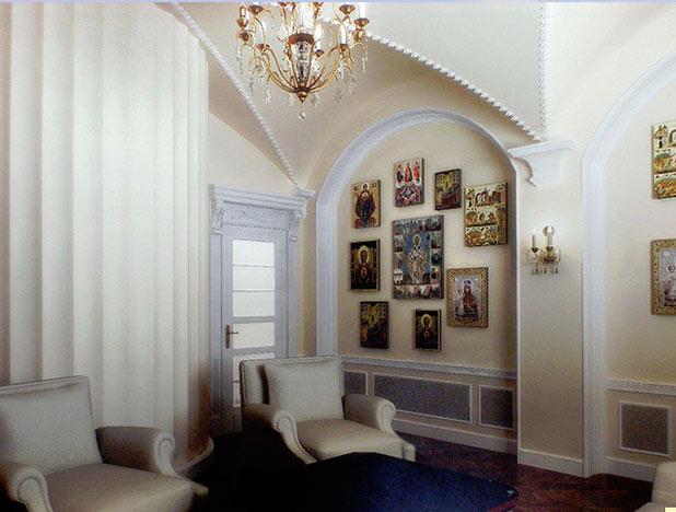 Дача-дворец. Якунин хранит молчание