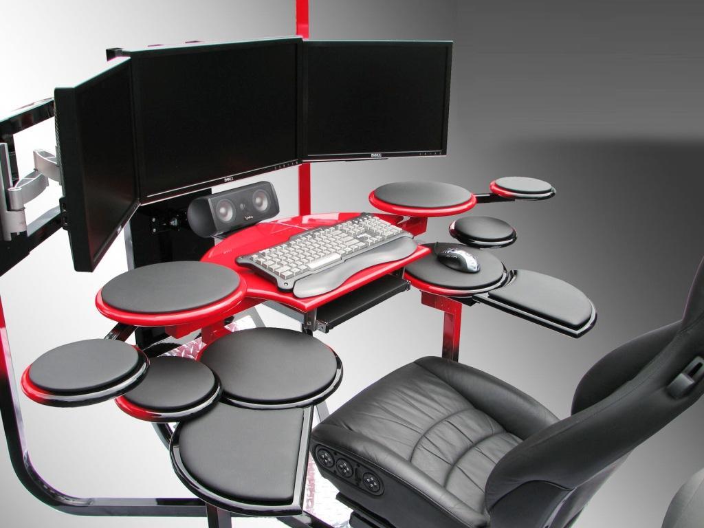 специальное компьютерное кресло