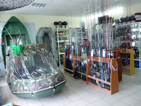 """Открываем рыболовный магазин """" Бизнес журнал ISM"""