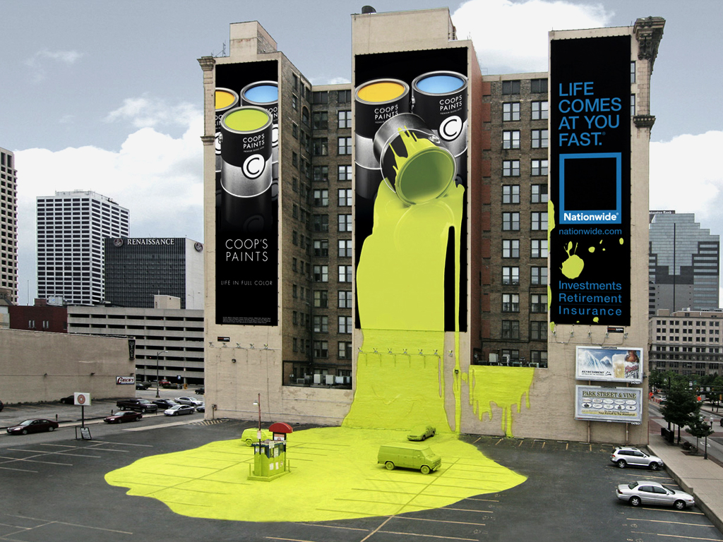 Дизайн фото реклама