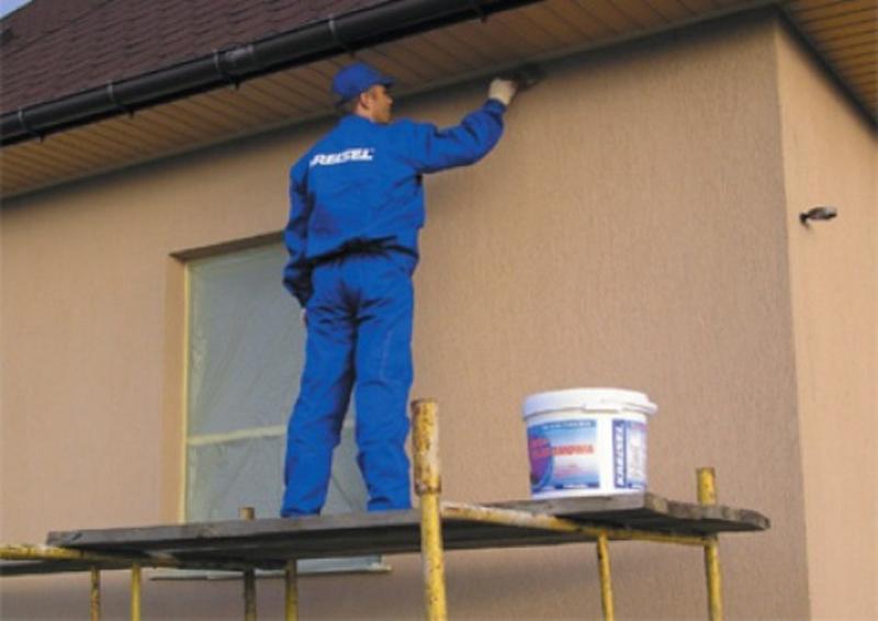Краска для покраски крыши из металла