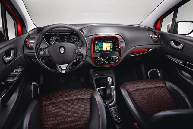 Чем удивит Renault Captur 2017