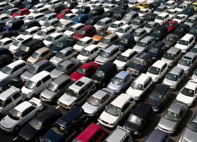 Продажи иномарок в 2016 г. сократились на 14,5%