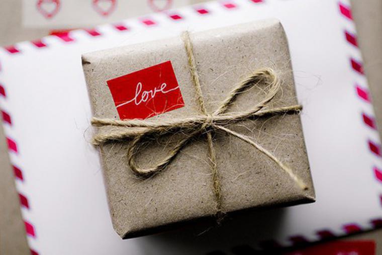 Подарок на любимому