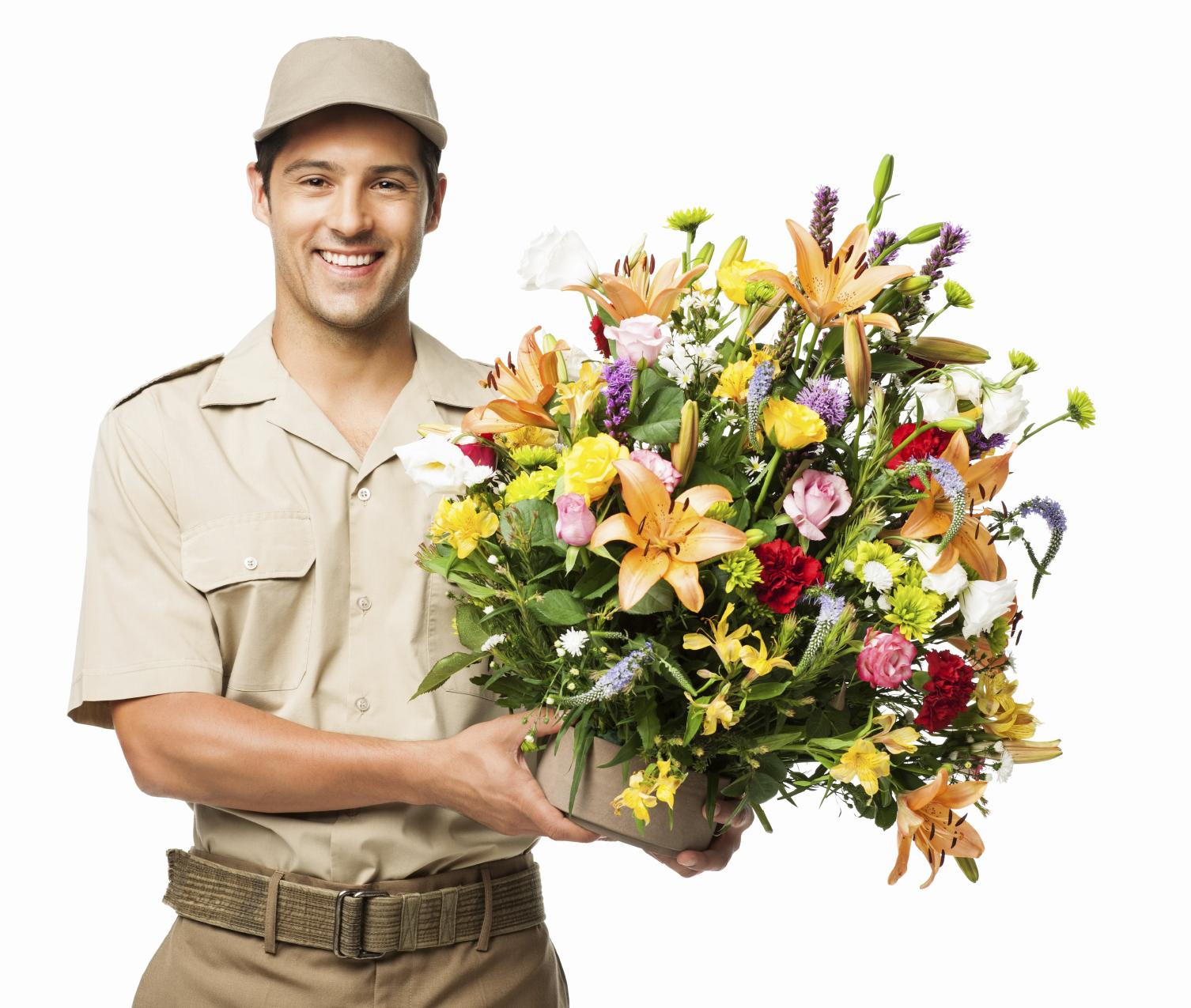 Доставка подарков и цветов