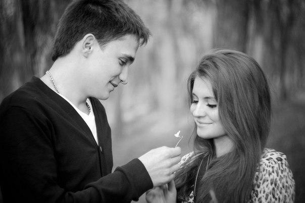 картинки парень с девушкой.
