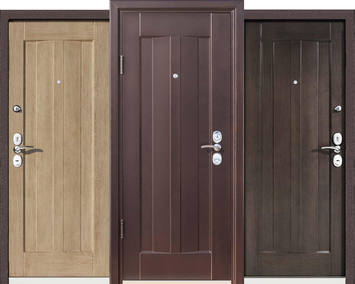 двери стальные входные фото
