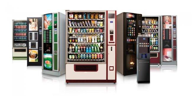 Вендинг – торговые автоматы заменяют продавцов