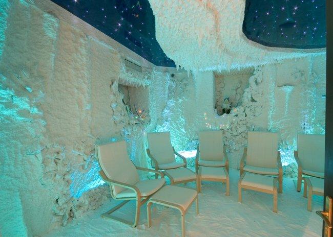 Строительство соляных пещер