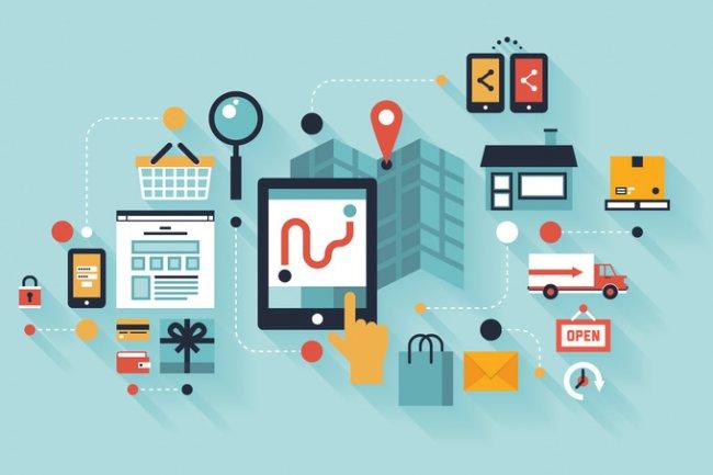 Автоматизация бизнес процессов. Обслуживание предприятий