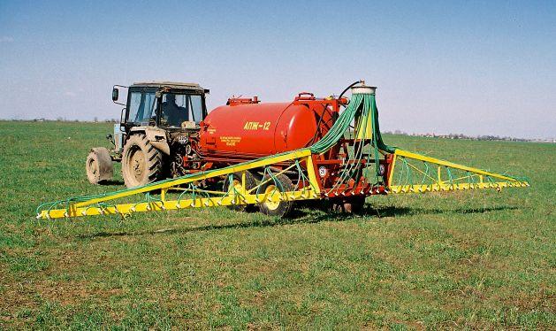 Аграрная техника нового поколения. Машины для удобрений