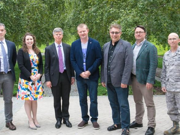 В Посольстве США прошла встреча с ІТ-бизнесменами