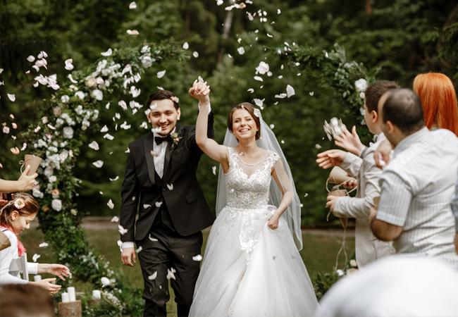 Видеосъемка венчания. Съемка свадьбы в Москве