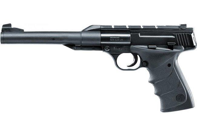 Популярность пневматических винтовок и пистолетов