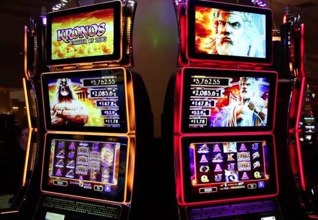 Бизнес на автоматах. Популярное казино