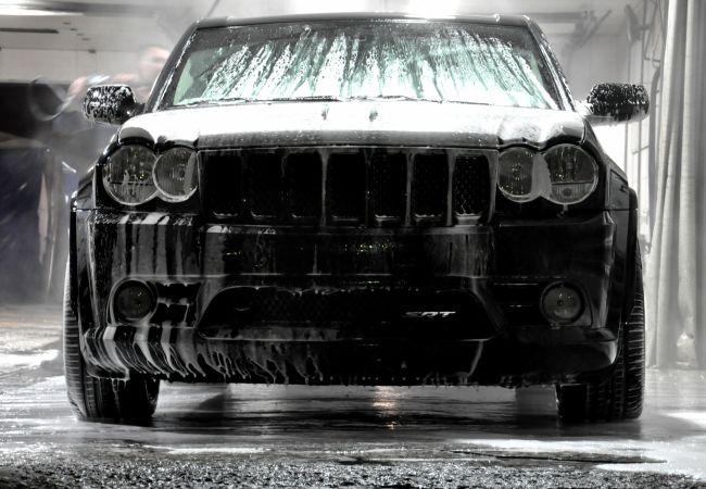 Профессиональный уровень уборки в автосалоне