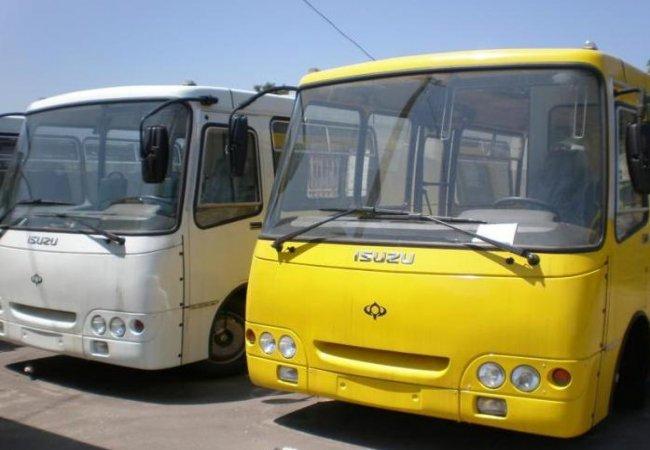 Автобусные перевозки Минск Львов
