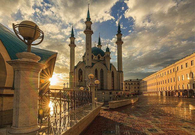 Казань - город сказка