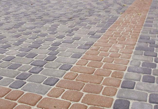 Производство и продажи тротуарной плитки