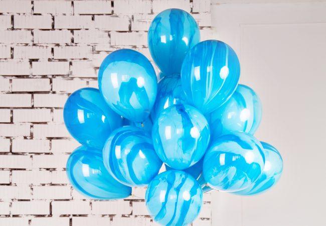 Какие гелевые воздушные шары вы можете купить?